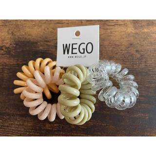 ウィゴー(WEGO)の新品 ヘアゴム ヘアアクセサリー(ヘアゴム/シュシュ)