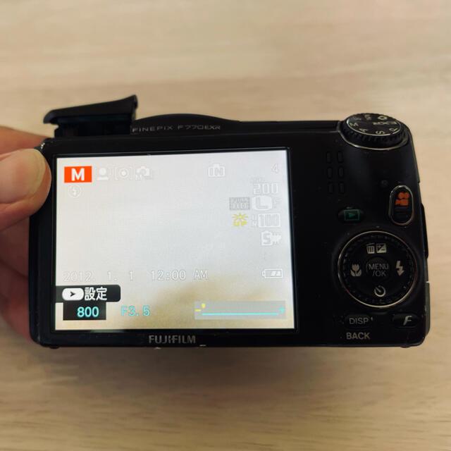 富士フイルム(フジフイルム)のFUJIFILM  デジカメ  スマホ/家電/カメラのカメラ(コンパクトデジタルカメラ)の商品写真