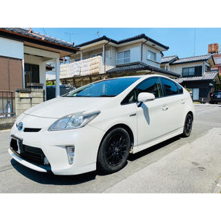 トヨタ - プリウス S❗️平成24❗️売切44万❗11万km ❗ローダウン車