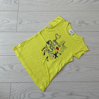 アルマーニ ジュニア(ARMANI JUNIOR)のアルマーニ ジュニア Tシャツ キッズ コスメ柄(Tシャツ/カットソー)