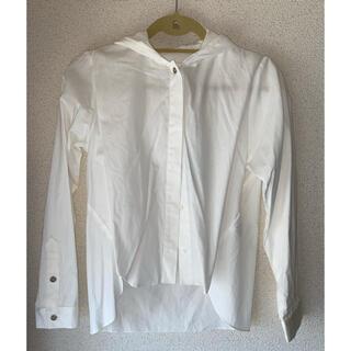 ロペ(ROPE)のフード付きシャツ(シャツ/ブラウス(長袖/七分))