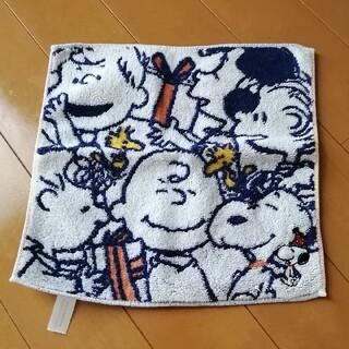スヌーピー(SNOOPY)の【良品】スヌーピー ミニタオル1枚(タオル)