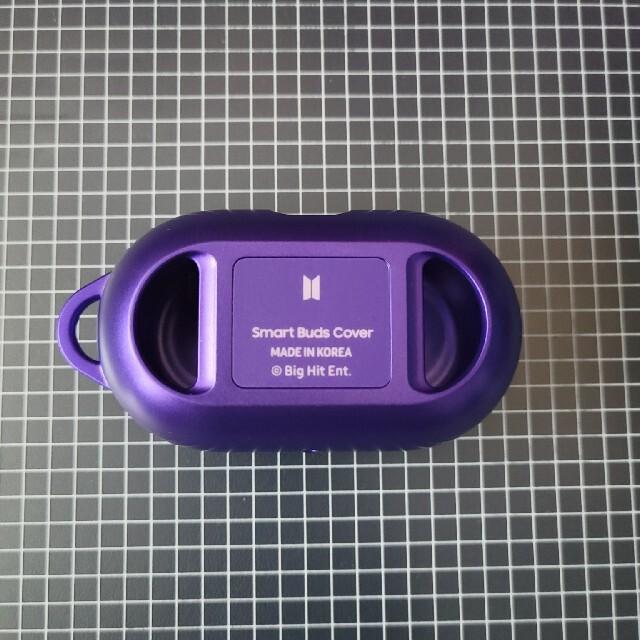SAMSUNG(サムスン)のGalaxy Buds Smart Buds+カバー BTS Edition スマホ/家電/カメラのオーディオ機器(ヘッドフォン/イヤフォン)の商品写真