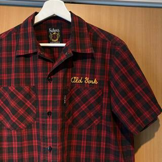 schott - Schott ショット シャツ 半袖 チェック 日本製