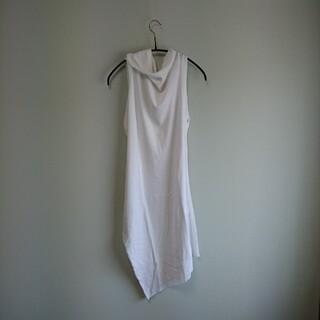 ユリウス(JULIUS)のJULIUS ユリウス 477CUM24 ホワイト サイズ1 カットソー(Tシャツ/カットソー(半袖/袖なし))