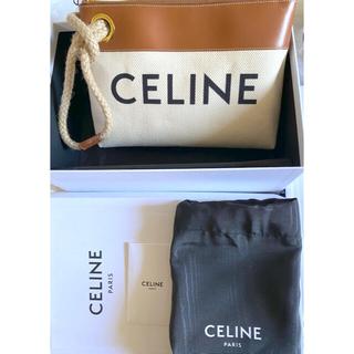 celine - CELINE セリーヌ クラッチバッグ 新作