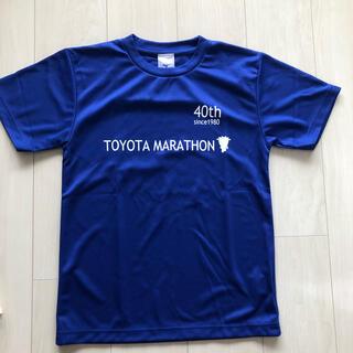 ミズノ(MIZUNO)のTOYOTAマラソン 2019 Tシャツ(ウェア)