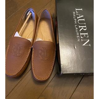 ラルフローレン(Ralph Lauren)の百貨店購入☆ラルフローレンローファー(ローファー/革靴)