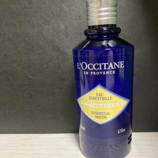 ロクシタン(L'OCCITANE)のロクシタン イモーテルエッセンシャルフェースウォーター(化粧水/ローション)