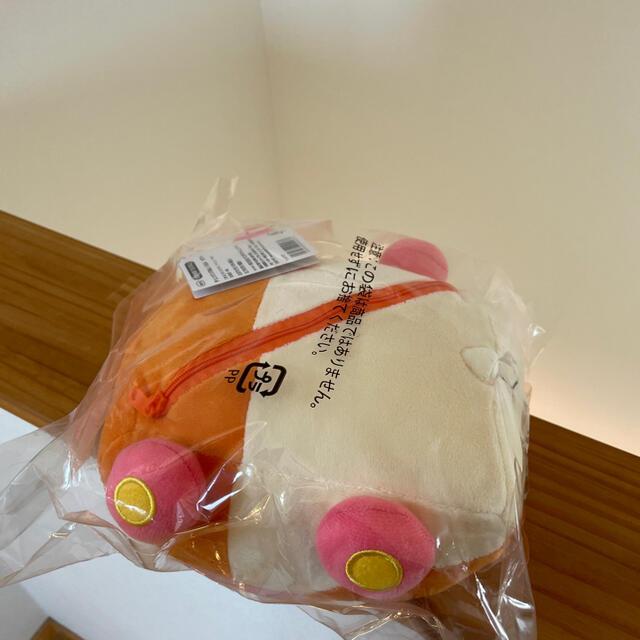 BANDAI NAMCO Entertainment(バンダイナムコエンターテインメント)の【新品未開封】PUI PUIモルカー ポテトチェンジぬいぐるみ エンタメ/ホビーのおもちゃ/ぬいぐるみ(ぬいぐるみ)の商品写真