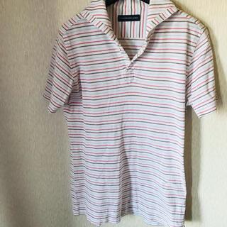 トゥモローランド(TOMORROWLAND)のポロシャツ トゥモローランド 半袖シャツ(ポロシャツ)