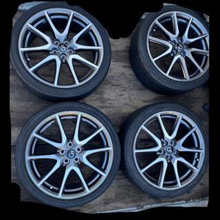 ダンロップ(DUNLOP)のプリウス 30 g's タイヤホイール(タイヤ・ホイールセット)