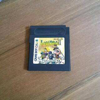 ゲームボーイ(ゲームボーイ)のGB ゲームボーイ ラストバイブル 2(携帯用ゲームソフト)