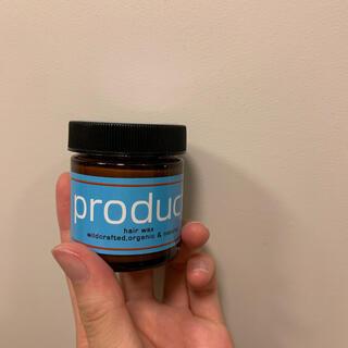 product(ヘアワックス/ヘアクリーム)