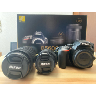Nikon - Nikon d5600 ダブルズームキットレンズ
