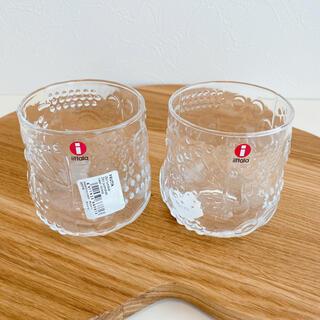 イッタラ(iittala)の新品未使用⭐︎イッタラ フルッタ クリア 2点セット(グラス/カップ)