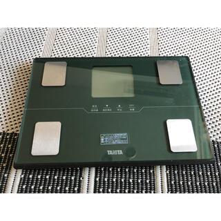 タニタ(TANITA)のタニタ BC-315 体重計 まーちゅさま(体重計/体脂肪計)