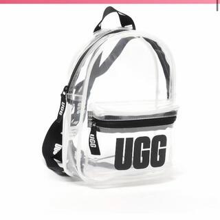 UGG - UGGクリアバック完売商品