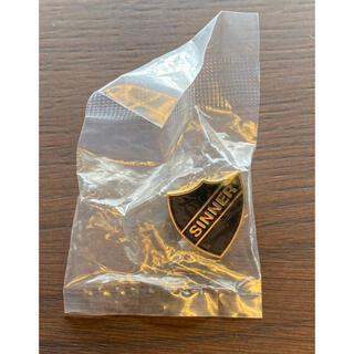 シュプリーム(Supreme)のSinner pin (SS14)(バッジ/ピンバッジ)