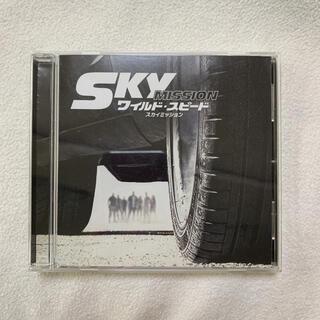 「ワイルド・スピード スカイミッション」オリジナルサウンドトラック(映画音楽)
