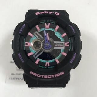 ベビージー(Baby-G)のCASIO BABY-G  BA-110TH-1AJF  新品/未使用(腕時計)