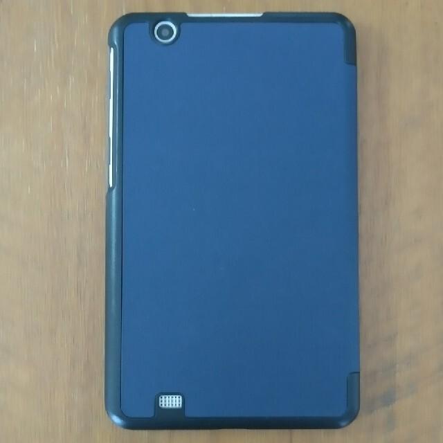 LG Electronics(エルジーエレクトロニクス)のLG G Pad 8.0 Ⅲ (LGT02) スマホ/家電/カメラのPC/タブレット(タブレット)の商品写真