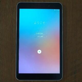 エルジーエレクトロニクス(LG Electronics)のLG G Pad 8.0 Ⅲ (LGT02)(タブレット)