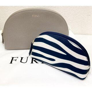 フルラ(Furla)のフルラ ポーチ 2個セット 18630637(ポーチ)