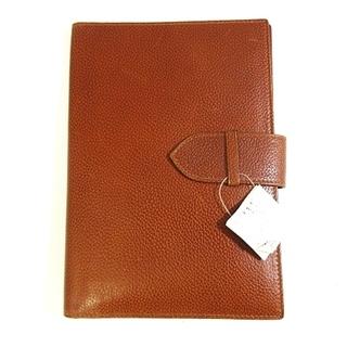 バーニーズニューヨーク(BARNEYS NEW YORK)のバーニーズニューヨーク 手帳型 オーガナイザー 財布 二つ折り 小銭入れあり(長財布)
