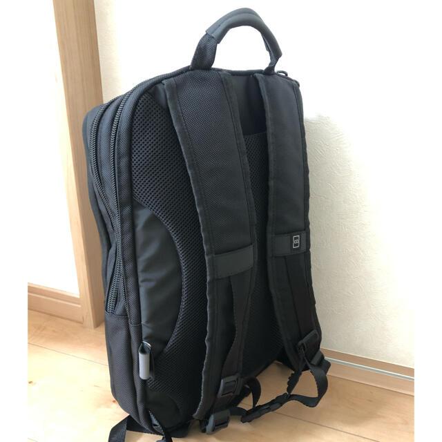 master-piece(マスターピース)のC6 N/C Higgs Work Pack シーシックス ヒッグスワークパック メンズのバッグ(バッグパック/リュック)の商品写真