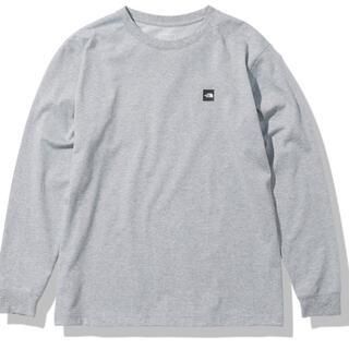 THE NORTH FACE - 【新品】ザ・ノースフェイス  長袖シャツ グレー XLサイズ