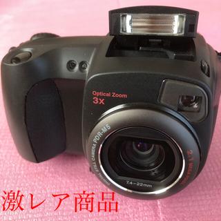 トウシバ(東芝)の【激レア商品】 TOSHIBA Allegretto PDR-M5(コンパクトデジタルカメラ)