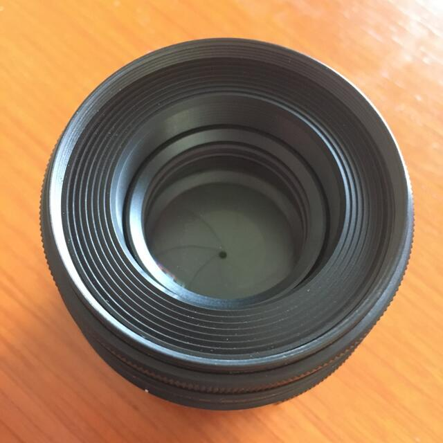 PENTAX(ペンタックス)のペンタックス smc  PENTAX DA 50mm 1.8 実用品 スマホ/家電/カメラのカメラ(レンズ(単焦点))の商品写真
