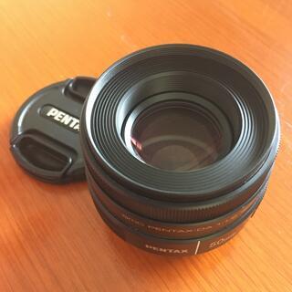 PENTAX - ペンタックス smc  PENTAX DA 50mm 1.8 実用品