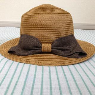 オフオン(OFUON)のOFUON  ハット 帽子(ハット)