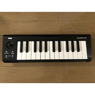 コルグ(KORG)のKORG コルグ micro KEY Air-25(MIDIコントローラー)