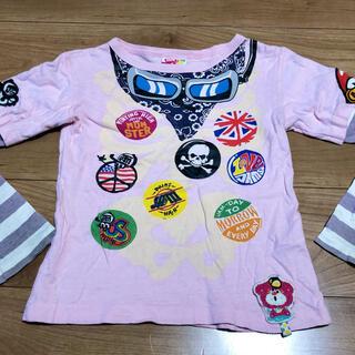 ジャム(JAM)のJAM 子供服 長袖シャツ ロンT 130センチ(Tシャツ/カットソー)