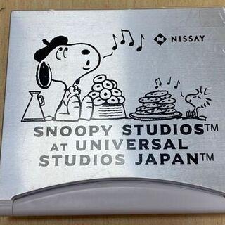 スヌーピー(SNOOPY)の非売品 デジタル置き時計(ノベルティグッズ)