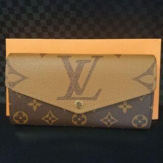 LOUIS VUITTON - ルイヴィトン ポルトフォイユ・サラ M80726 長財布