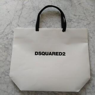 ディースクエアード(DSQUARED2)のDSQUARED2  ショッパー(ショップ袋)