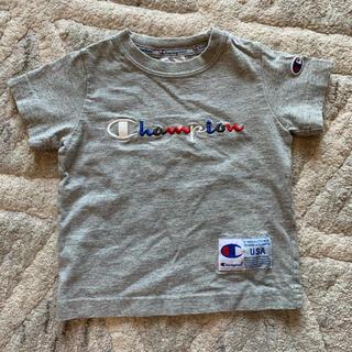 Champion - Champion チャンピオン キッズ Tシャツ 100 グレー