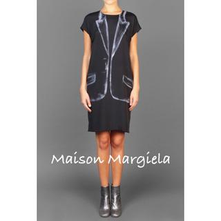 マルタンマルジェラ(Maison Martin Margiela)の2015.Resort 新品未使用■メゾン・マルジェラ ワンピース/ドレス(ひざ丈ワンピース)