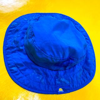 コストコ(コストコ)の帽子(ブルー) 子供用 コストコ 水遊び用(帽子)