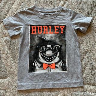 ハーレー(Hurley)のHURLEY ハーレー キッズ Tシャツ グレー 100(Tシャツ/カットソー)