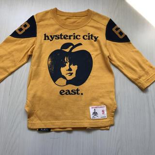 ジョーイヒステリック(JOEY HYSTERIC)の美品ヒステリックグラマー 半袖キッズTシャツ サイズS 120cm(Tシャツ/カットソー)