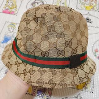 グッチ(Gucci)のグッチ チルドレン ハット M(帽子)
