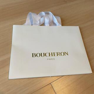 ブシュロン(BOUCHERON)のBOUCHERON ブランド袋(ショップ袋)