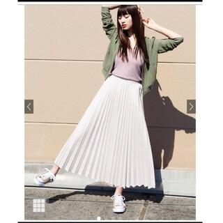 GRL - グレイル プリーツロングスカート