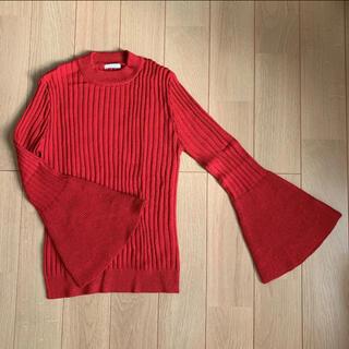 ジーユー(GU)のニット セーター(ニット/セーター)