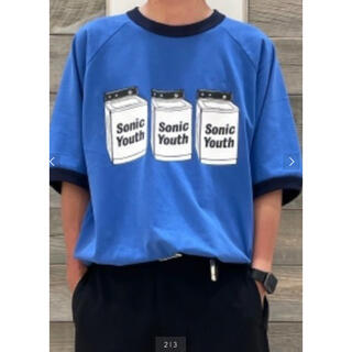 BEAUTY&YOUTH UNITED ARROWS - SONIC YOUTH x monkey time Tシャツ